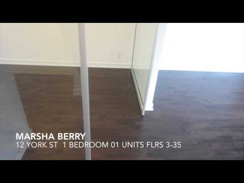 Marsha Berry Toronto Real Estate 12 York St Ice Condos 1 Bedroom 01 Units Flrs 3-35
