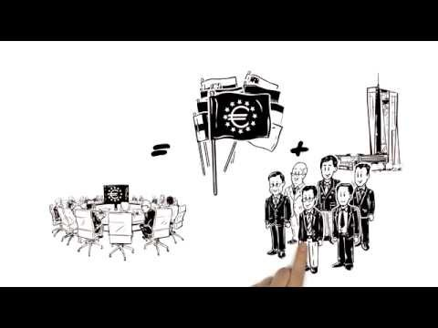 La BCE e l'Eurosistema in tre minuti (видео)