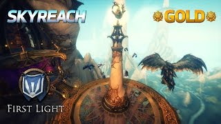 [First Light] Skyreach CM Gold
