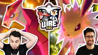 Can I Beat the Pokemon World Champion?! WBE VGC Week 1 - Vikavolts vs Dracovish by aDrive