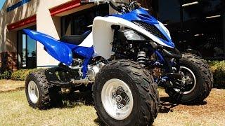 4. 2015 Yamaha Raptor 700