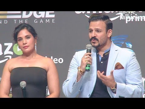 'Inside Edge': Amazon Prime Video Launched By Richa Chadha & Vivek  Oberoi