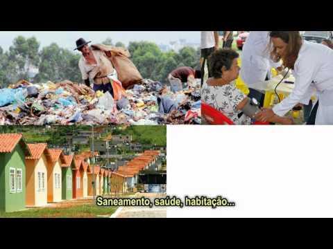 Samba do Cresce Brasil - Vídeo Clipe