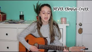 Video NEVER ENOUGH - THE GREATEST SHOWMAN (Cover by Abi Silverberg) MP3, 3GP, MP4, WEBM, AVI, FLV Mei 2018