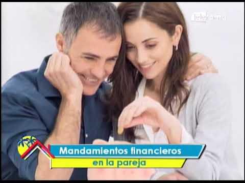Mandamientos financieros en la pareja