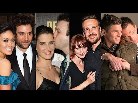 How I Met Your Mother ... and their real life partners