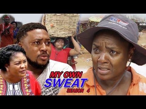 My Own Sweat Season 4 - Chioma Chukwuka 2017 Latest Nigerian Nollywood Movie | Family Movie