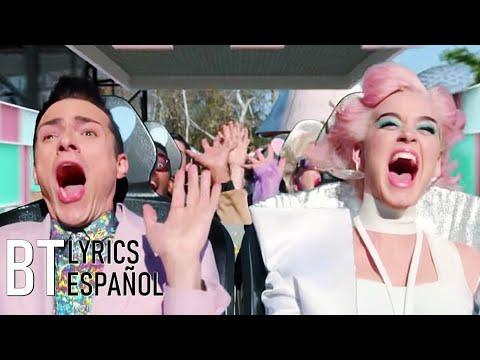 Katy Perry - Chained To The Rhythm ft. Skip Marley (Lyrics + Español) Video Official