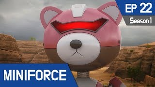 Video MINIFORCE Season 1 Ep22: Dangerous Curiosity MP3, 3GP, MP4, WEBM, AVI, FLV September 2018