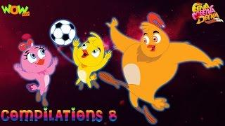 Video Eena Meena Deeka   Cartoon for kids   Compilation 8 MP3, 3GP, MP4, WEBM, AVI, FLV Juni 2018