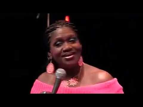 Шарон Кларк. Sharon Clark (вокал, джаз, США)