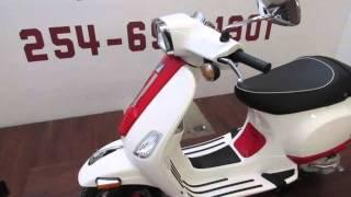 3. 2009 Vespa S 50  New Motorcycles - Harker Heights,Texas - 2015-11-03