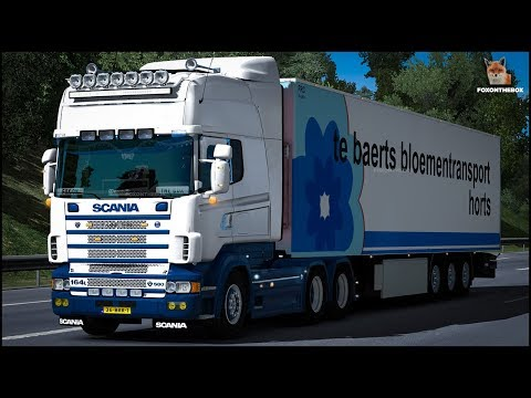 Scania V8 crackle version v10.5