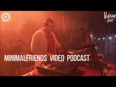 Steve Klauning (UA) - MINIMALFRIENDS video podcast  [Vision Fest open air Kherson (UA)] (видео)