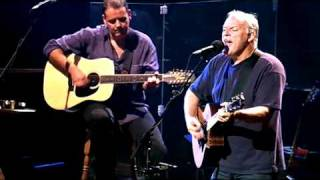 David Gilmour Wish you were here live unplugged - YouTube