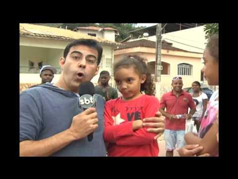 CJ vai à Senhora de Oliveira registrar festa azul  - Parte 2