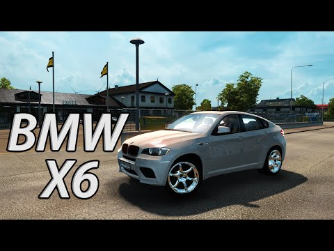 Bmw X6 v3.4 for 1.22.x + Addons