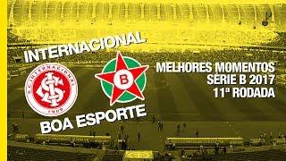 Siga - http://twitter.com/sovideoemhdCurta - http://facebook.com/sovideoemhdCAMPEONATO BRASILEIRO SÉRIE B 201711ª RodadaEstádio Beira-rio, Porto Alegre, RS