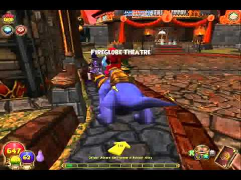 Let's Play Wizard101 Co-op Part 8: Just More Headaches