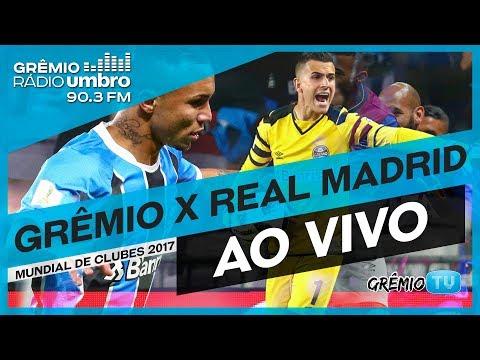 [AO VIVO] Grêmio x Real Madrid (Mundial de Clubes da FIFA 2017) l GrêmioTV