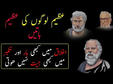 Sad quotes - Great People Great Sayings In Urdu And Hindi  Audio Urdu Quotes  Love Quotes