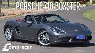 Ver o vídeo Avaliação: Porsche 718 Boxster