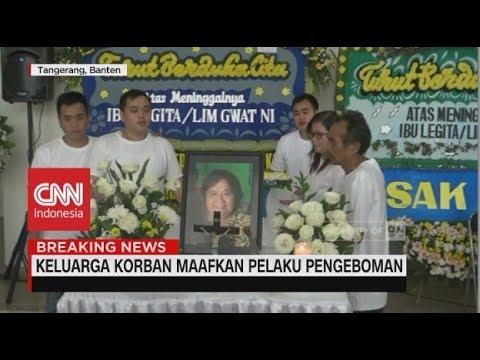 Download Video Pemakaman Korban Ledakan Bom Gereja, Keluarga Korban Tak Simpan Dendam