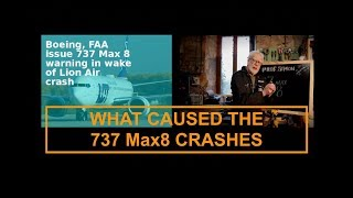 Video What is causing Boeing 737 max 8's to CRASH? MP3, 3GP, MP4, WEBM, AVI, FLV Maret 2019