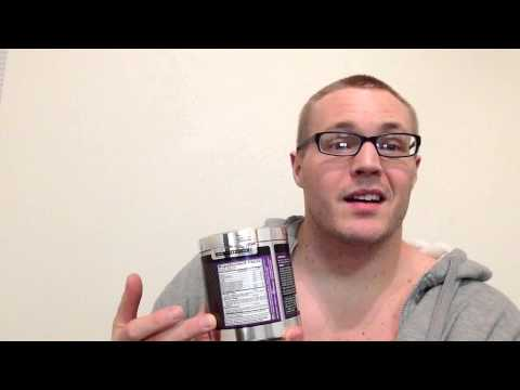 Cellucor - Alpha Amino - Review