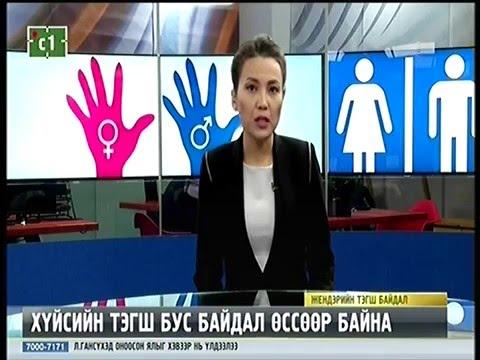 Эрэгтэй эмэгтэй хүмүүсийн оролцоог аль салбарт тэнцүү байлгах нь чухал
