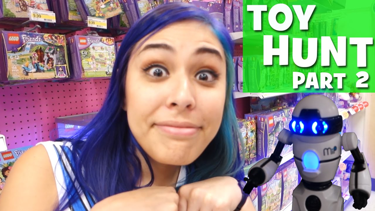 TOY HUNT! Lego, LPS, Minecraft & MOAR!