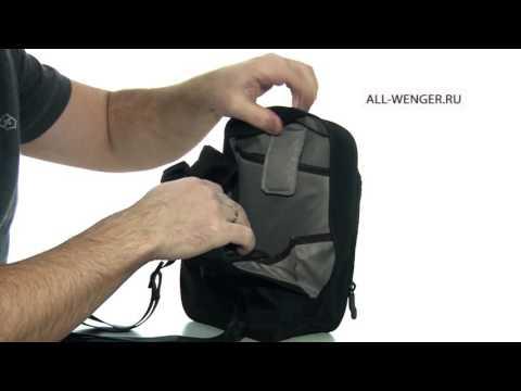 Видео обзор серии сумок VICTORINOX Travel Companion