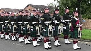 Video The Linlithgow Marches 2019 - The Royal Regiment of Scotland - Part 12 [4K/UHD] MP3, 3GP, MP4, WEBM, AVI, FLV Agustus 2019