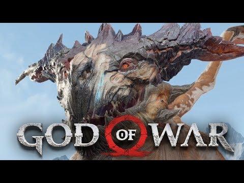 БОСС ОГРОМНЫЙ ДРАКОН ХРЕСЛИР - GOD OF WAR 4 #9