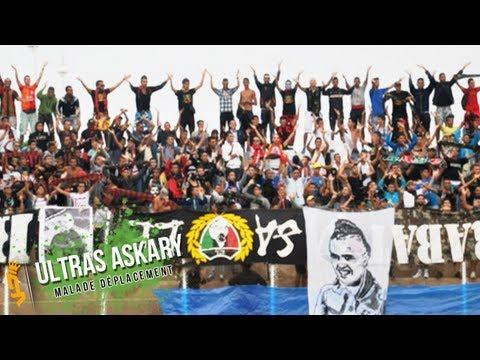 déplacement - Chant Malade Déplacement Album AlMoulouk by Ultras Askary. VIDEO BY : http://www.nadortoday.com Chants Ultras Askary : http://ultrasarabe.com/chants-ultras-m...