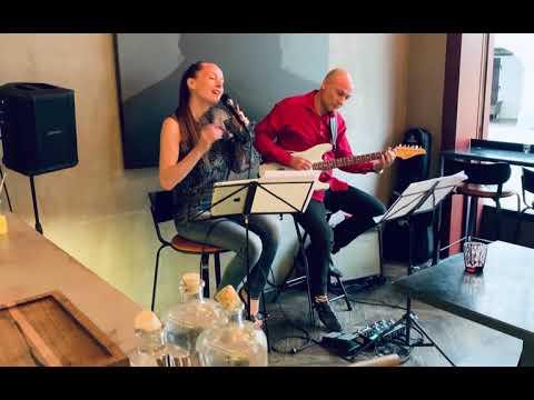 I fall in love too easily - Vladimira Krckova & Adam Tvrdy