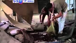 World News In 60 Seconds, August 4, 2014, VOA Pashto