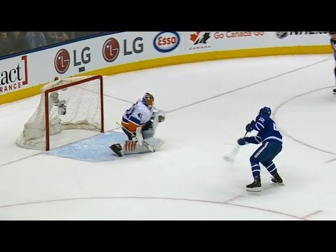 Video: Complete Islanders-Maple Leafs shootout | Feb. 22