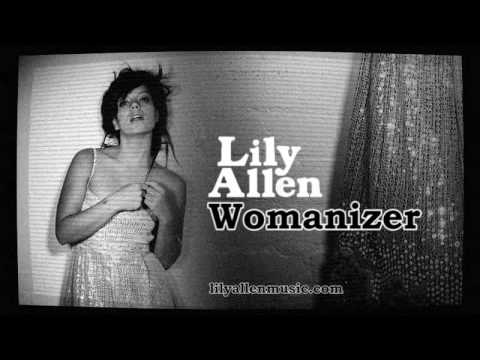 womaniser - Official Listening Post for Lily Allen's fantastic cover of Britney Spears' single 'Womanizer'. Lily's new album 'It's Not Me, It's You' out February 9th and...