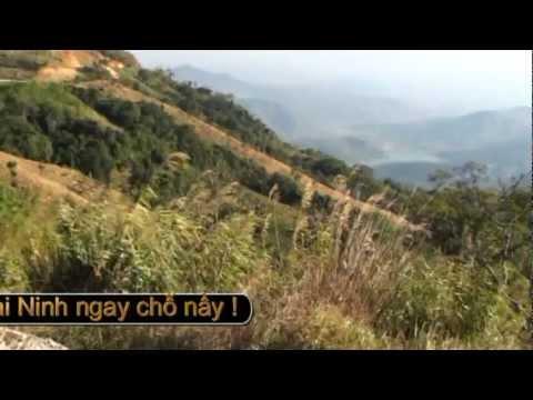 Đường đèo đại Ninh