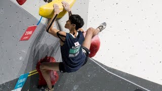 Lots of tops and lots of heartbreaks in the male semifinal by OnBouldering