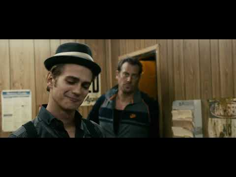 Takers (2010), but only Hayden Christensen's parts