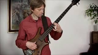 Video Tomáš Kedzior (bass) - DARU