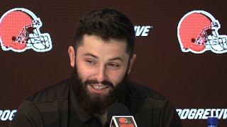 Baker Mayfield on Odell Beckham Jr. joining the Browns