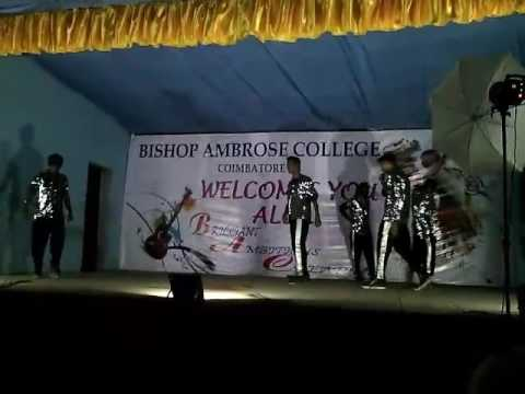 Bishop Ambrose  college   2015 college day dance😜😜😜😝😝😝😝