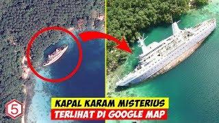 Video Bangkai kapal misterius yang Terlihat Di Google Map MP3, 3GP, MP4, WEBM, AVI, FLV Mei 2019