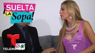 Video Suelta La Sopa | Fernanda Castillo pone nervioso a nuestro Luis Magaña | Entretenimiento MP3, 3GP, MP4, WEBM, AVI, FLV Juni 2018