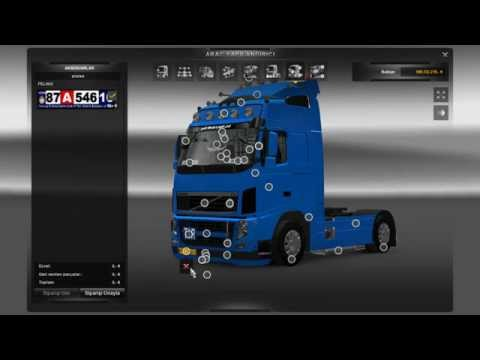 Volvo FH13 Edit