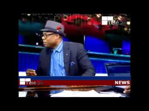 TÉLÉ 24 LIVE: Affaire 1000 $ au Parlement, Zacharie Bababaswe et Francis Kalombo réagissen après la grande polémique