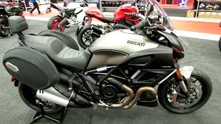 6. 2014 Ducati Diavel Strada Walkaround - 2014 Montreal Motorcycle Show